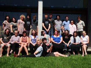 Last year's National Studio cohort