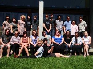 Last year's National Studio cohort