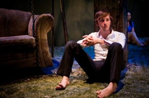 Image from Tell It Like It Isn't, atyp's monologue showcase, Feb 2011